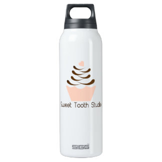 Sweet Tooth Studio Logo Insulated Water Bottle