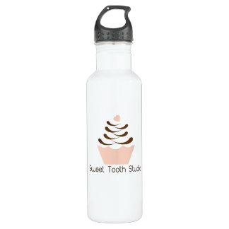Sweet Tooth Studio Logo Stainless Steel Water Bottle