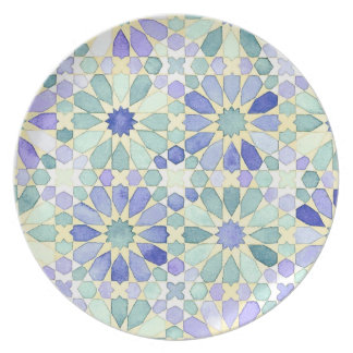 'Sweet Tranquility' plate