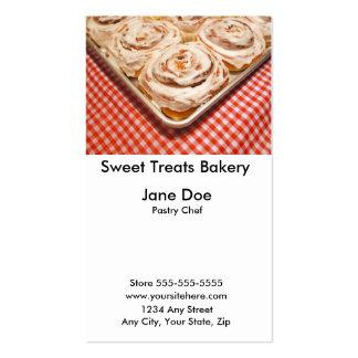 Sweet Treat Business Card