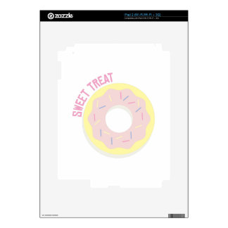 Sweet Treat Decals For The iPad 2