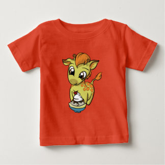 Sweet Treat! Giraffe Baby T-Shirt