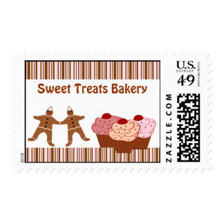 Sweet Treats Bakery Business Postage