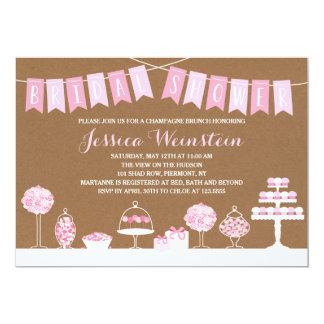 Sweet Treats | Bridal Shower Card