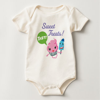 Sweet Treats by Andi Bird Baby Bodysuit