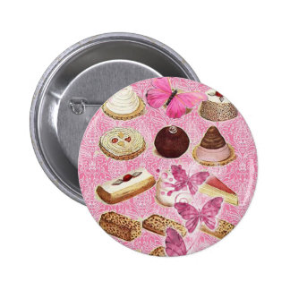 Sweet Treats Catering Paris french pastry Button