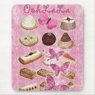 Sweet Treats Catering Paris french pastry Mouse Pad