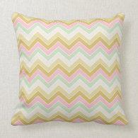 Sweet Treats {chevron pattern} Pillow