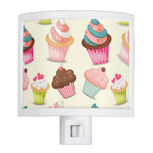 Cupcake Kitchen Decor Zazzle