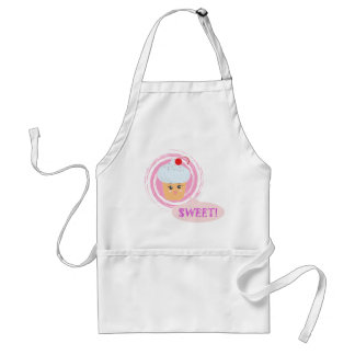 Sweet Treats - Cupcakes! Adult Apron