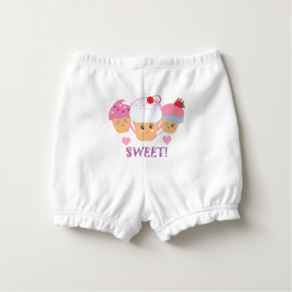 Sweet Treats - Cupcakes! Diaper Cover