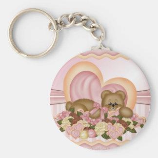 Sweet Treats Keychain