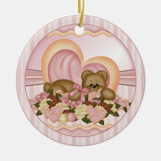Sweet Treats Ornament Gifttag