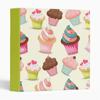 Sweet Treats Pattern Recipe Collection Binder