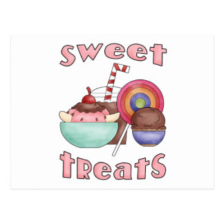 Sweet Treats Post Cards