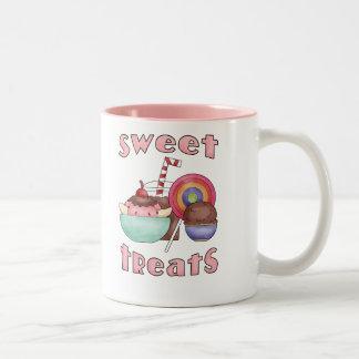 Sweet Treats Two-Tone Coffee Mug