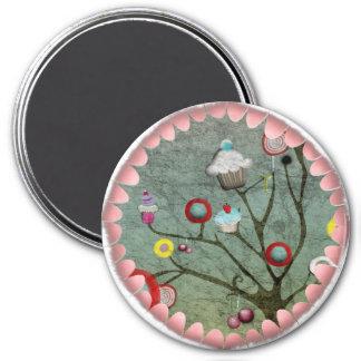Sweet Tree 컵케이크 Magnet