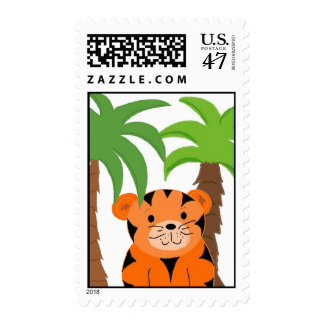 Sweet Trina the Tiger Postage
