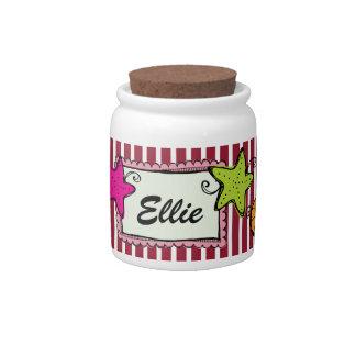 Sweet Trinket Jar - SRF Candy Dishes