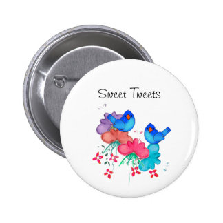 Sweet Tweets Button