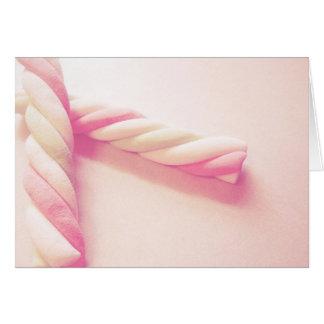 Sweet Twist Candy Photo Card