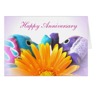 Sweet Union - Happy Anniversary Greeting Card
