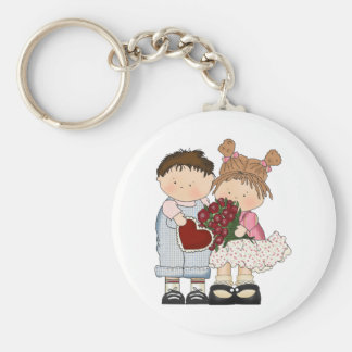 sweet valentine kids key chains