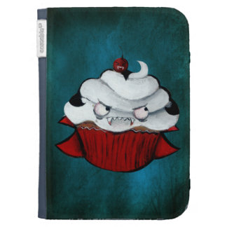 Sweet Vampire Cupcake Kindle Folio Case