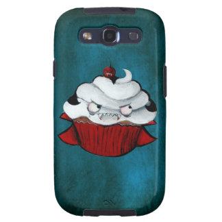 Sweet Vampire Cupcake Samsung Galaxy SIII Cases