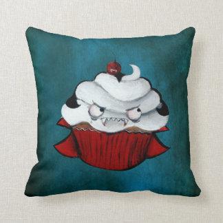 Sweet Vampire Cupcake Pillows