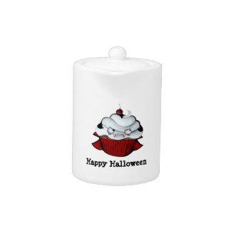 Sweet Vampire Cupcake Teapot