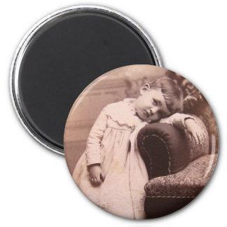 Sweet Victorian Child Magnet