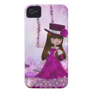 Sweet Victorian Fairy Blackberry Bold Case