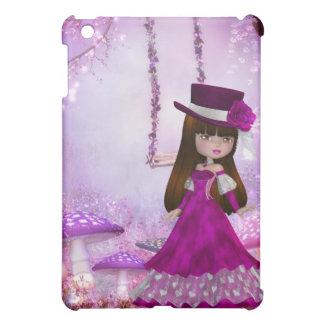 Sweet Victorian Fairy iPad Case