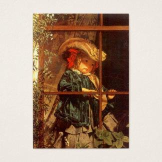 Sweet Victorian Gift Tags ~ Wistful Window Girl