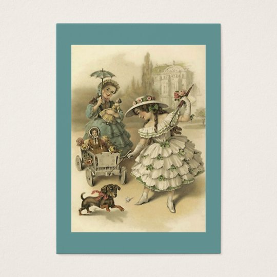 Sweet Victorian Style Gift Tag Tags The Journeyers