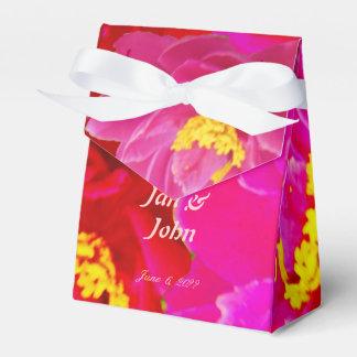 Sweet Vigorosa Wedding Favor Box