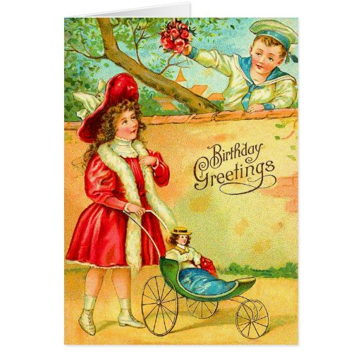 Snap Old Fashioned Birthday Cards Invitations Photocards More