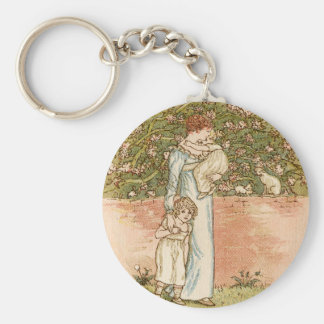 Sweet Vintage Mother's Day Gift Keychain