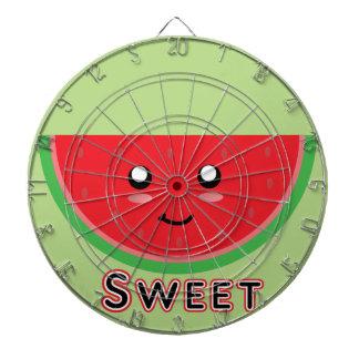 Sweet Watermelon Dart Board
