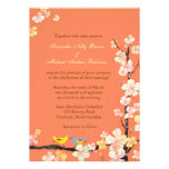 Sweet Wedding Announcement Invitation