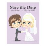 "Sweet Wedding Day 8.5"" X 11"" Flyer"