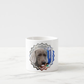 Sweet Weimaraner Dog Specialty Mug