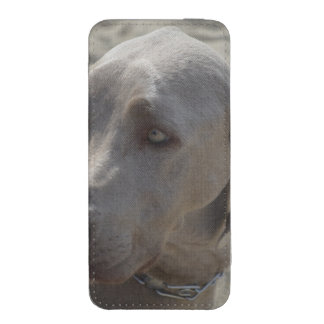 Sweet Weimaraner iPhone SE/5/5s/5c Pouch
