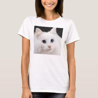 Sweet White Cat T-Shirt