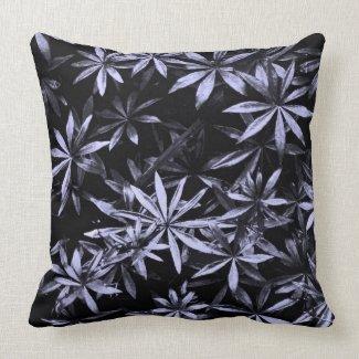 Sweet Woodruff Throw Pillow