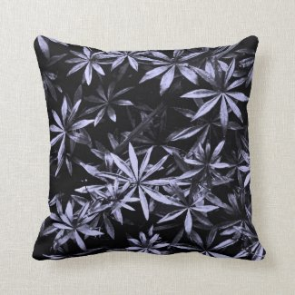 Sweet Woodruff Throw Pillow