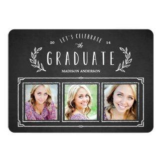 Sweet Wreath | Graduation Announcement