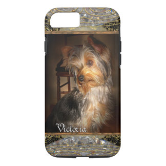 Sweet Yorkie or Insert Your Own Photo iPhone 8/7 Case