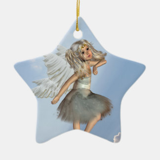 Sweet Young Angel Ornament